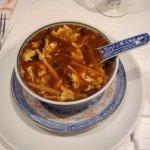 Potage Pékinois (vous qui aimez le pimenté vous allez être servi)