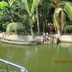 Backwater village