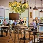 Wnętrze NOVU Kuchnia & Bar
