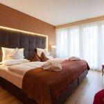Penthouse Suite im Park Hotel Mignon