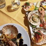Mixed Seafood Platter - Do not miss this one