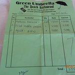 Photo de The Green Umbrella
