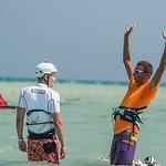 Kitesurfing IKO 2 course - boardstarts!