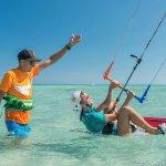 IKO 2 kite course - boardstarts!