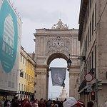Foto de Arco Triunfal da Rua Augusta
