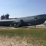 Interessant wenn man noch nie in eine U-Boot gewesen ist. Viel Technik.