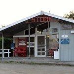 """""""Store,"""" Hermit Island Campground"""