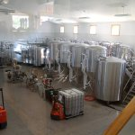 Brewery operations, Maine Beer Company, June 2014