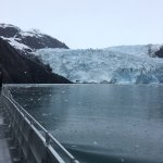 Massive glaciers and beautiful geological sites
