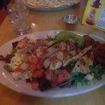 Loved Bonjo Johnny's Big Cobb Salad!