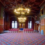 The Banqueting Hall.