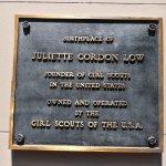 Juliette Gordon Low's Birthplace Bild
