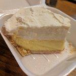 Awesome Lemon Cream Pie