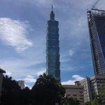 View of Taipei 101