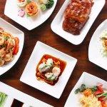 Thai, Chinese, Sushi, Japanese