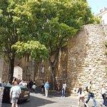 Castelo de S. Jorge Entrance