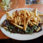 Solid food!! :-)