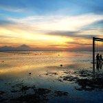 Foto de The Trawangan Resort