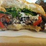 Farm fresh burger