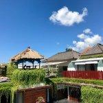 Really enjoyed staying at Kupu Kupu Jimbaran. My pics are actually similar to their marketing ph