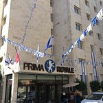 Photo of Prima Park Hotel Jerusalem