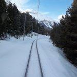 Foto de Trenino Rosso del Bernina
