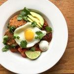 Hackberry's Bistro caters to vegetarian, vegan, and gluten-free diets.