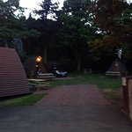 Lovely campsite, can't wait to go back