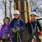 kids on the Adventure Park