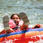 Potomac River Tubing