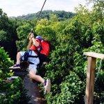 Harpers Ferry Zipline Canopy Tour Departure