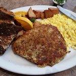 Calamari and Eggs for Breakfast