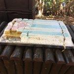 Cuban Days cake