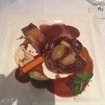 Taureau et foie gras en croute