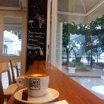 Excelente sorvete e café.. ambiente clean, música agradável e funcionários atenciosos. Vale conf