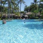 Nice pool for the kids