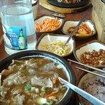Two bulgogi dishes