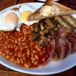 The Big Breakfast - best breakfast with a view in Kent