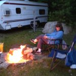 Twin Tamarack Family Camping Photo