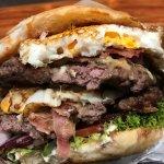 Big Al at Fergburger