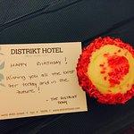 Photo de Distrikt Hotel New York City Times Square