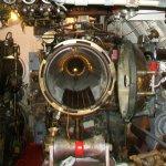 rear torpedo room sub