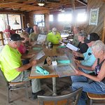 Our motorcycle club ordering