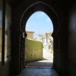 Morish entrance way.