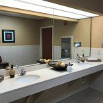 Common restroom first floor