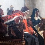The pope and the inquisitor