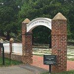 God's Acre at Old Salem