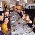 We had a fantastic time celebrating my best friend's hen party in The Peak Restaurant. Delicious