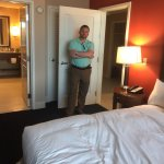 Me in our suite