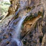 Sitting Bull Falls...